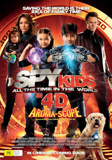 Spy Kids All the Time in the World (2011) ซุปเปอร์ทีมระเบิดพลังทะลุจอ