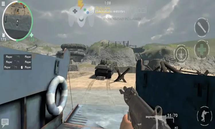 تحميل لعبة World War Heroes للكمبيوتر برابط مباشر