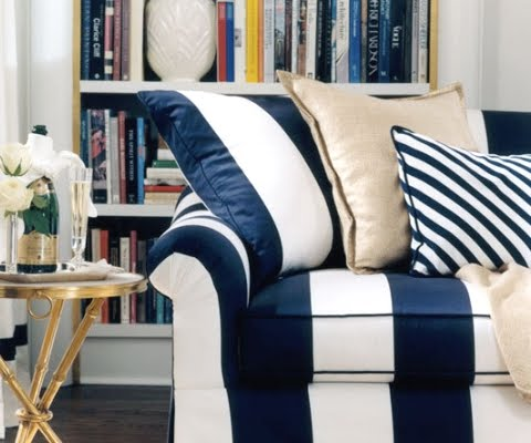 Ralph Lauren Home seaside collection Le Grand Hotel