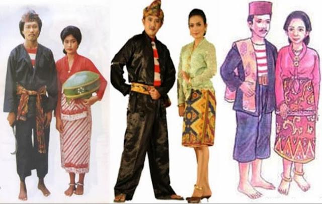 Pakaian Adat Provinsi Jawa Timur Pesaan