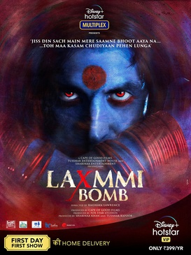 Laxmi bomb full movie akshay kumar