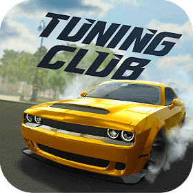 Tuning Club Online Full Nitro MOD APK