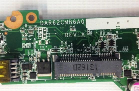 DAR62CMB6A0 REV A Hp 15-e021nr Bios