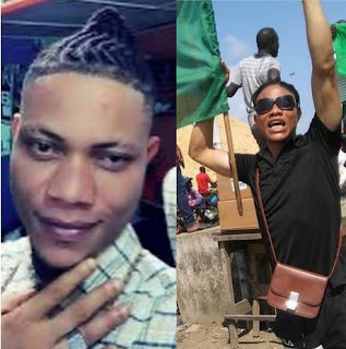EndSARS Protester, Nicholas Mbah, Regains Freedom After Nearly 8 months In Prison #Arewapublisize