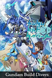 Descargar Gundam Build Divers [25/25] [HD] [MEGA]