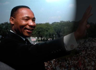 Tentang perjalanan hidup Martin Luther King, Jr
