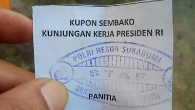 Bawaslu Kaji Bagi-bagi Sembako Presiden Jokowi yang Dinilai Kampanye - Info Presiden Jokowi Dan Pemerintah