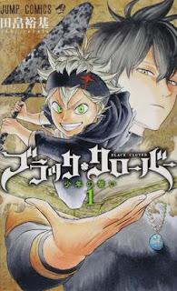 Baca Manga Black Clover Full Sub Indo
