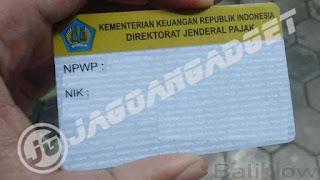 Cara Bikin NPWP Online