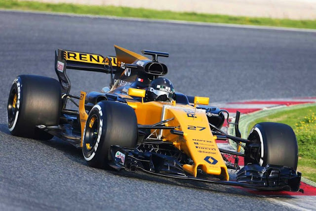 Clair Williams elogia resultados da Renault