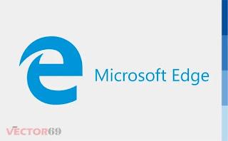 Logo Microsoft Edge Browser - Download Vector File EPS (Encapsulated PostScript)