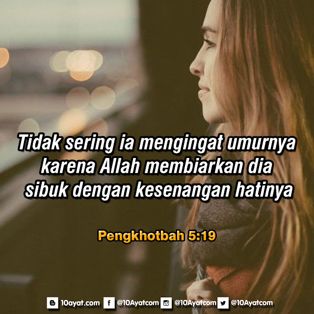 Pengkhotbah 5:19