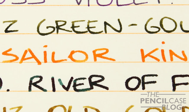 Rhodia Heritage A5 writing pad paper review