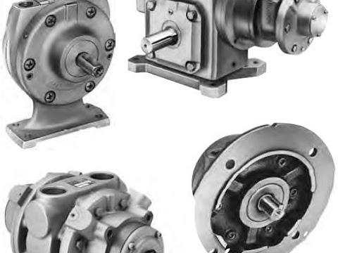 Air Gear Motor, Gast