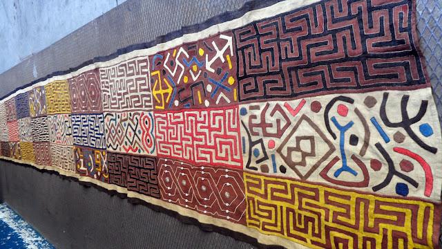 Finest African Textiles│Kuba Cloth 111