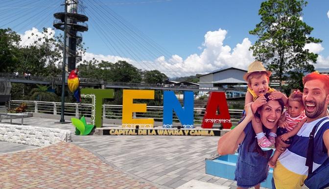 Programa completo fiestas de la ciudad de Tena 2018 Agenda eventos
