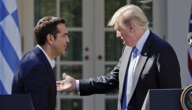 Συνάντηση Τσίπρα - Τραμπ με καυτή ατζέντα