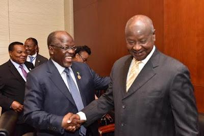 Rais Museveni Kufungua Mkutano Wa Wafanyabiashara Tanzania Na Uganda