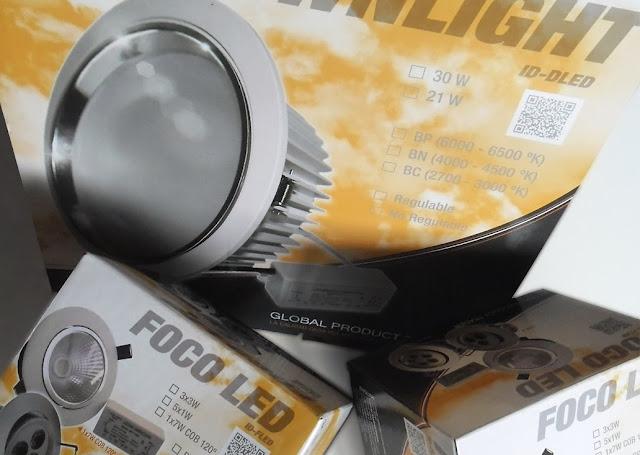 led downlight _ diseño de caja para producto_diseño packaging_foco bombilla led id-dled foco led diseño producto diseñador grafico Gustavo Solana_Gustavo Solana ilustrador ilustracion publicidad _ diseñador Valencia