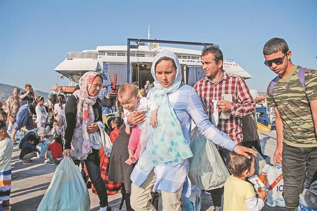Προσφυγικό: Έντονες αντιδράσεις για τα κλειστά κέντρα