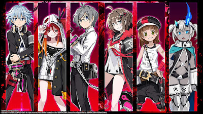 Mary Skelter Finale Game Screenshot 3