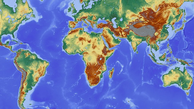 Continents of world are wide, continents of world map, continents of world countries
