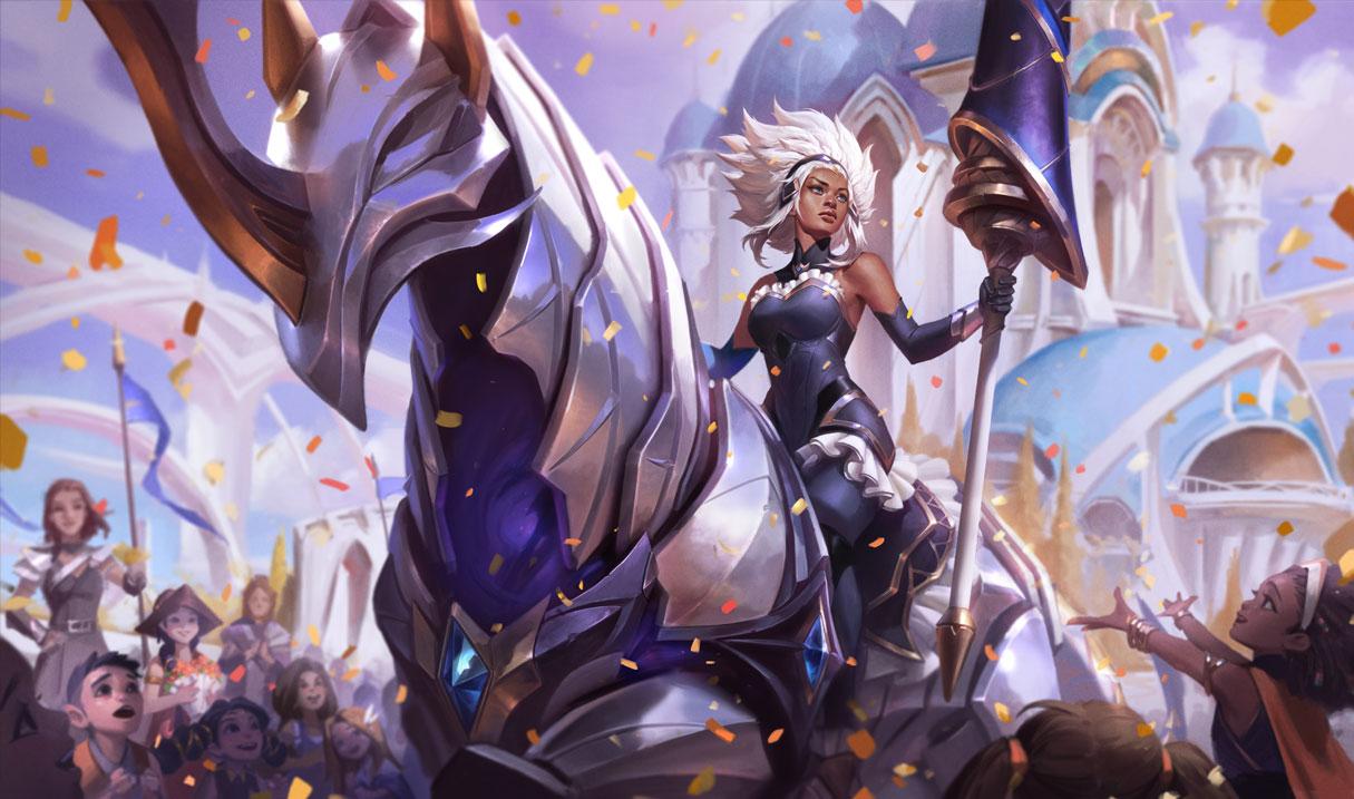 Battle Queen Rell
