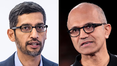 Apple, Google and Microsoft are helping India fight the new corona wave
