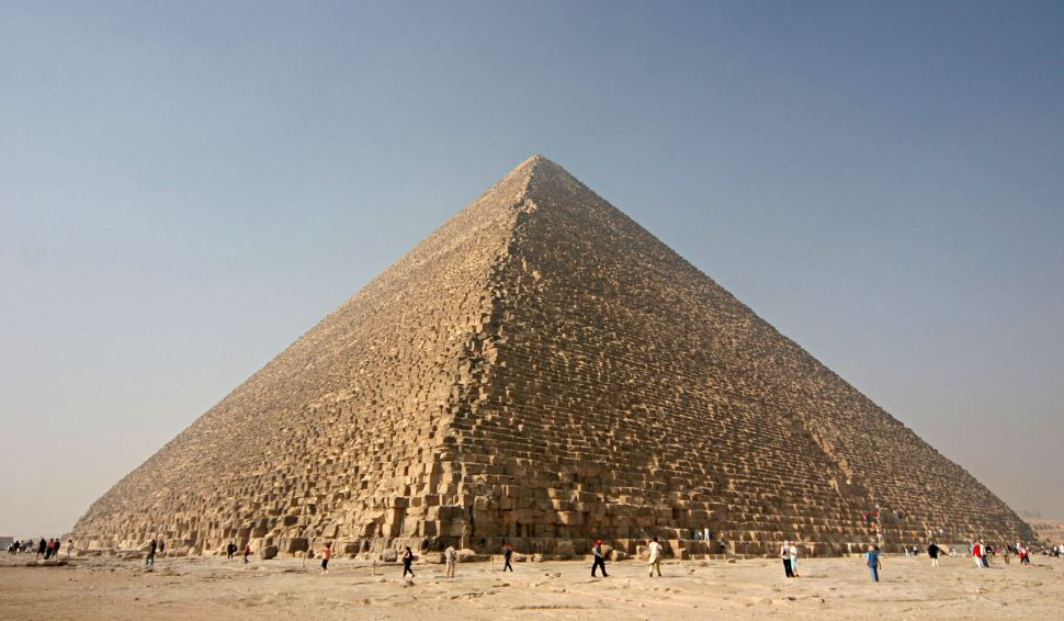 Egyptian Pyramid Facts