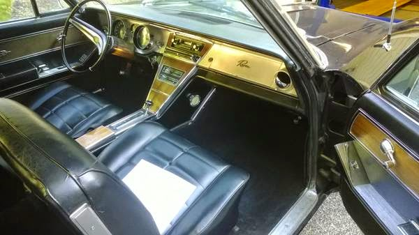 Craigslist Seattle Cars By Owner >> Black on Black Buick Riviera 1964 | Auto Restorationice
