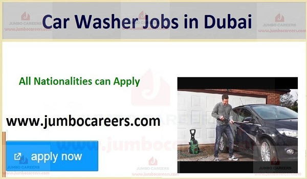 Salary jobs in Dubai,