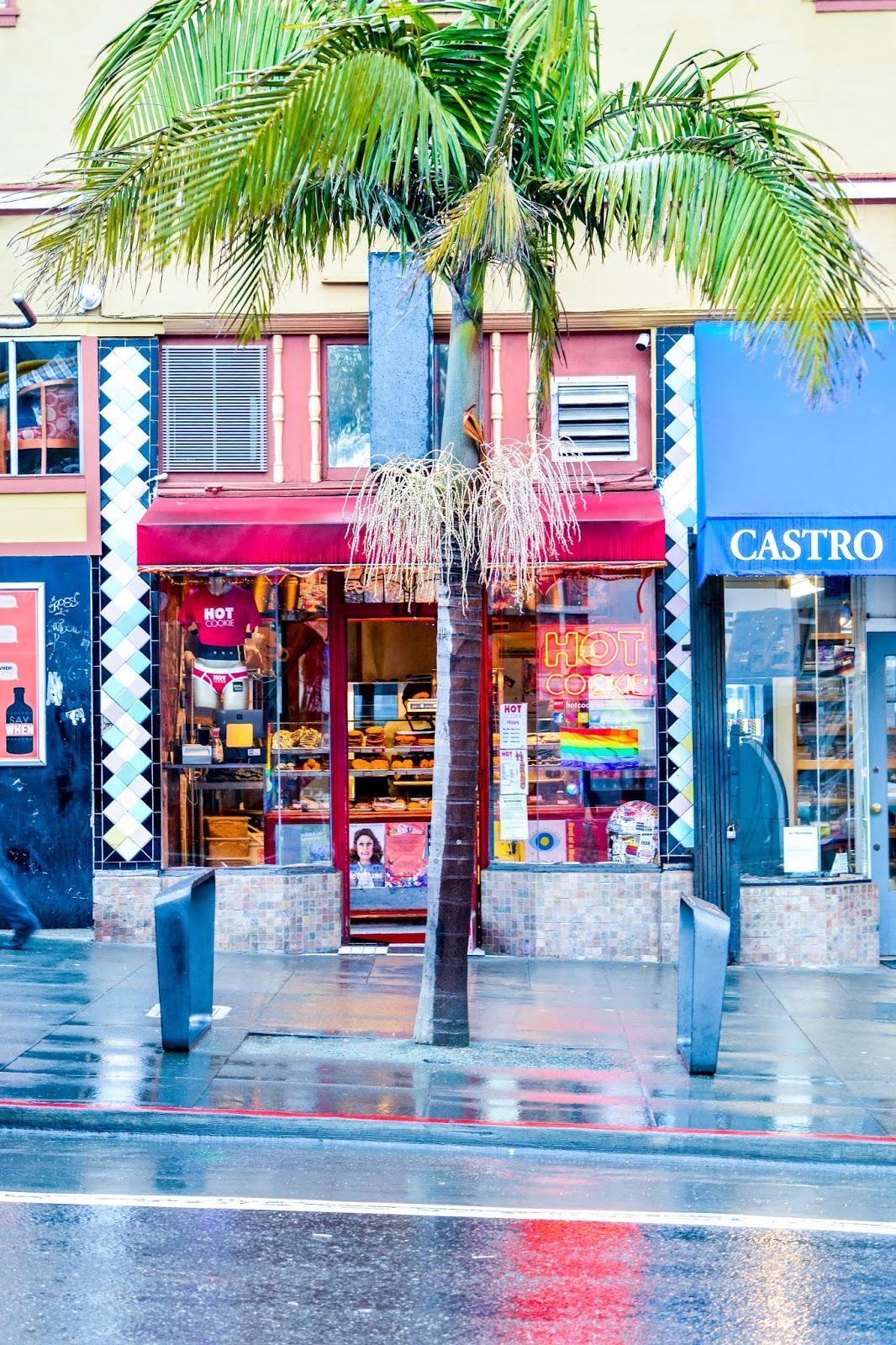 Hot Cookie Castro