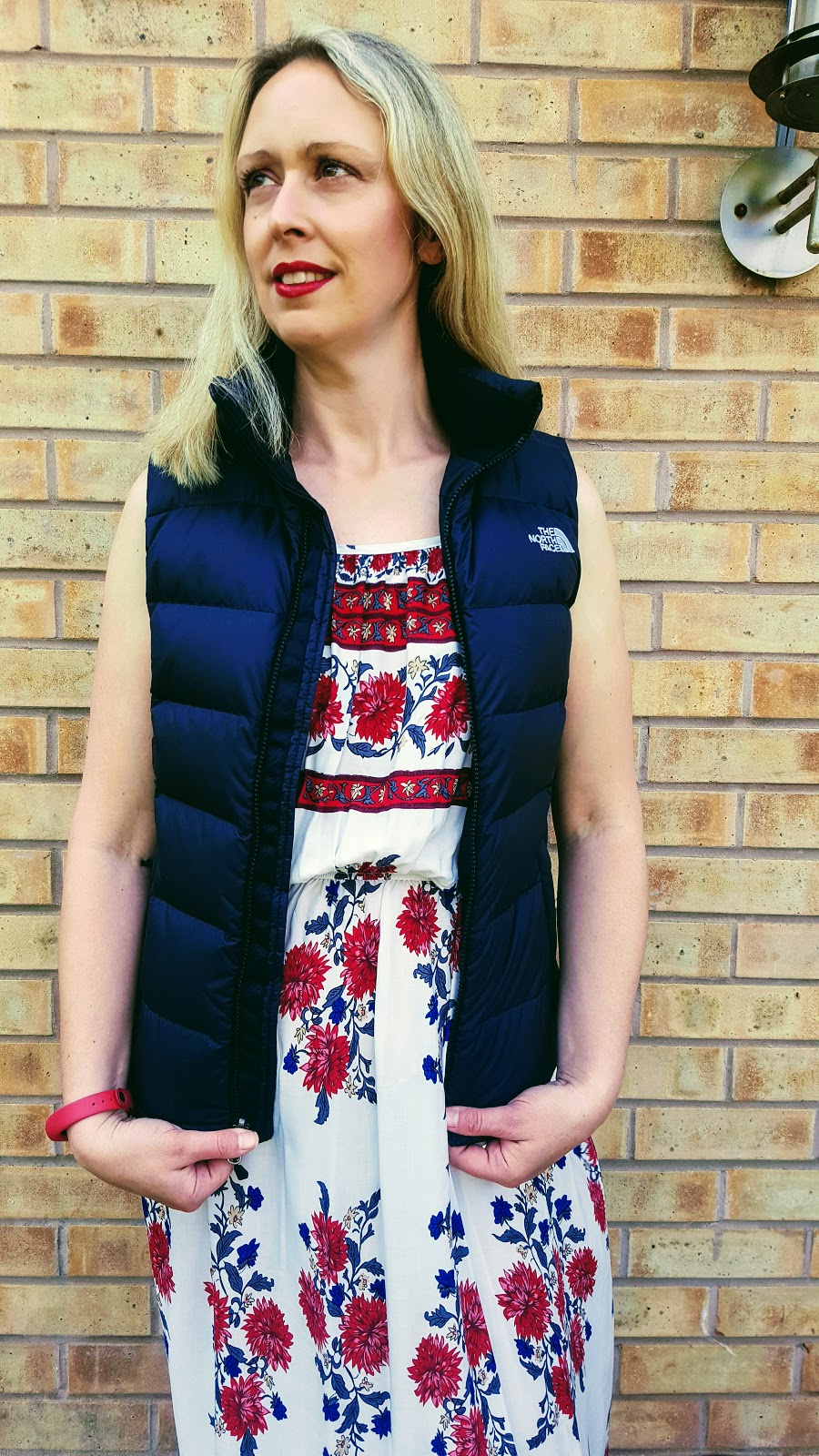 A Gilet for the Great British Summertime Weather