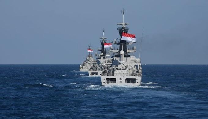KOGASLAGAB Armada Jaya XXXVII Mampu Kendalikan Laut, Komando Tugas Gabungan Amfibi Siap Diproyeksikan