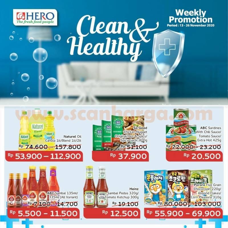 Katalog Promo HERO Supermarket 13 - 26 November 2020