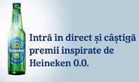 Castiga un tricou Heineken 00 si o bratara fitness - concursuri - europa - fm - castiga.net