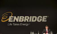 Enbridge (Credit: Peter Power / Reuters) Click to Enlarge.Enbridge (Credit: Peter Power / Reuters) Click to Enlarge.