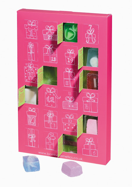 Bomb Cosmetics Advent Calendar (Soaps and Bath Blasters)