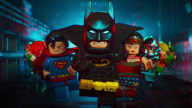 LEGO Batman - O Filme | Animação derivada de Uma Aventura LEGO ganha primeiro trailer