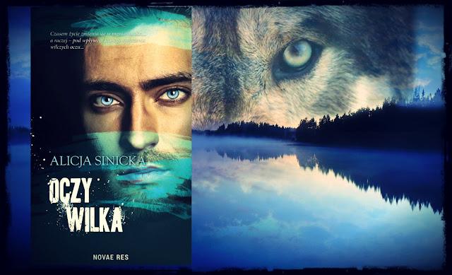 """""""Oczy wilka"""" Alicja Sinicka [PRZEDPREMIEROWO]"""