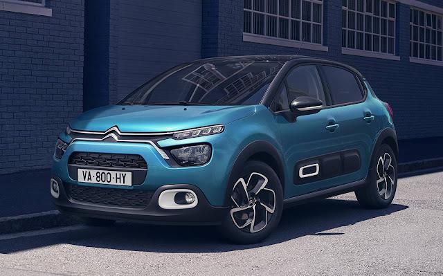 Novo Citroën C3 2020