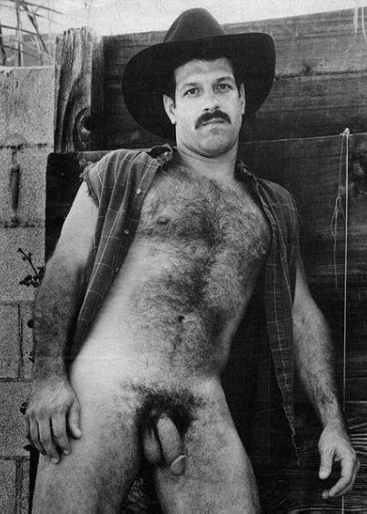 Hairy Nude Gay Men 16
