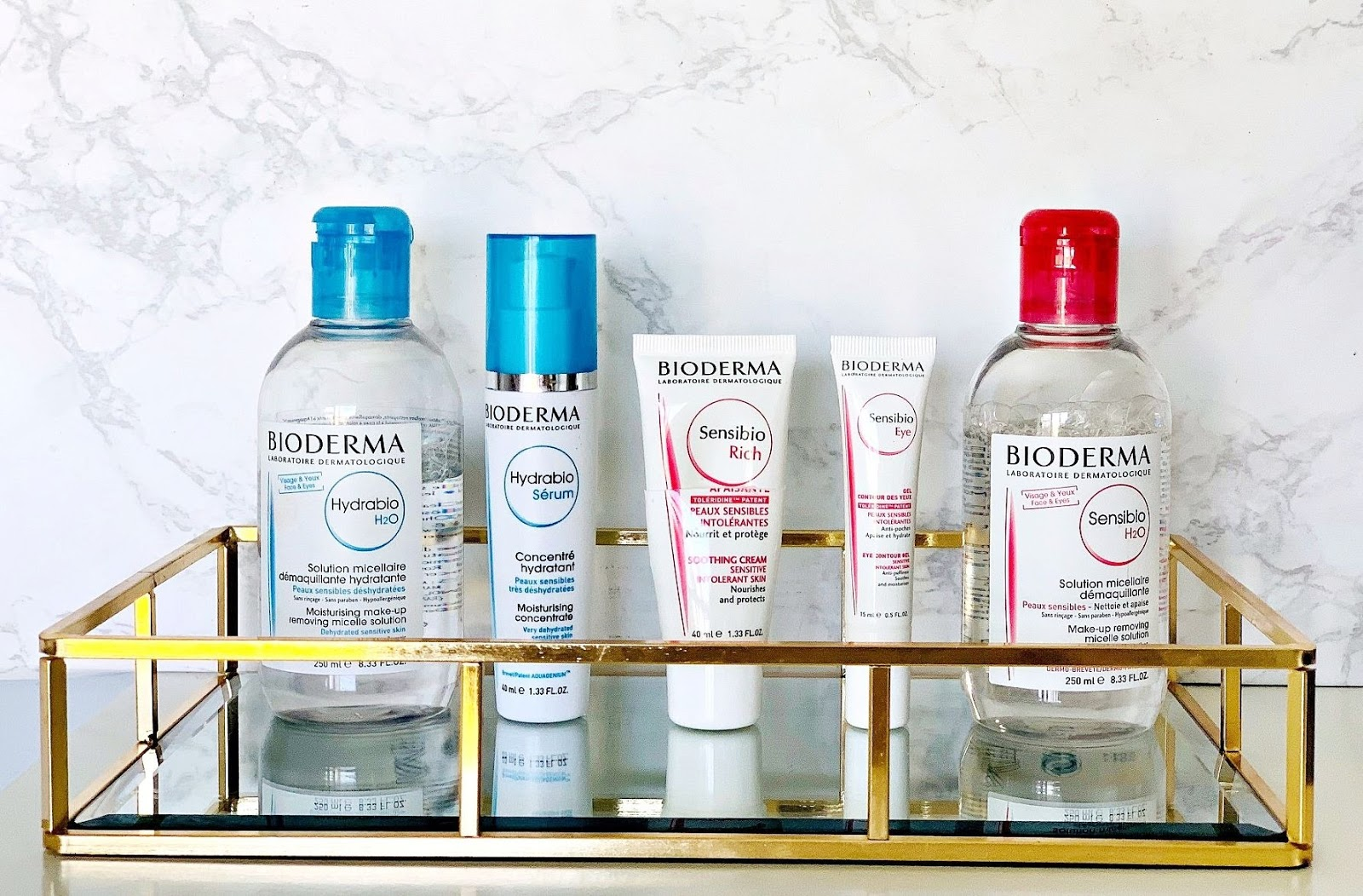 Review: Bioderma skincare