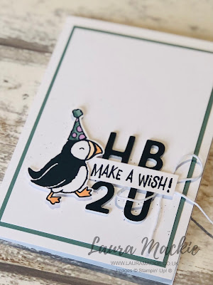 Stampin' Up! Party Puffins Stamp set