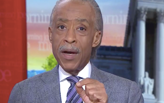 Rev. Al Sharpton reveals why black voters are sticking with Joe Biden — so far