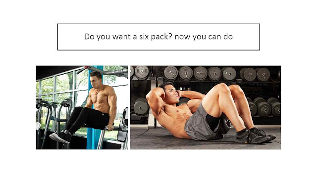 Do you want a six pack? now you can do