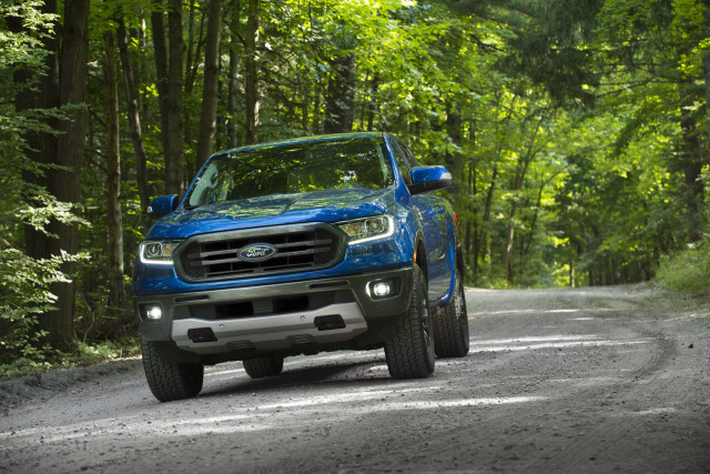 2020 Ford Ranger Review