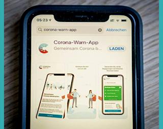 Corona Warn App Segera Diluncurkan di Jerman