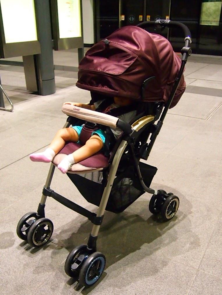 combi stroller review