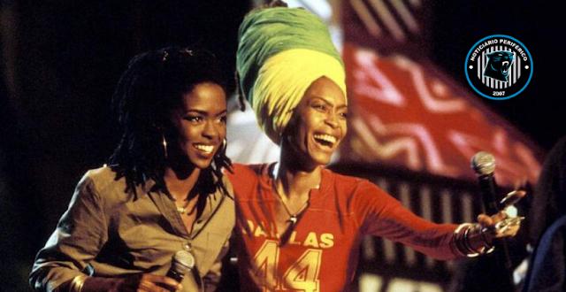 Já imaginou uma batalha de hits entre Erykah Badu e Lauryn Hill? Quem venceria?